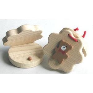 動物カスタネット  【日本製】|wood