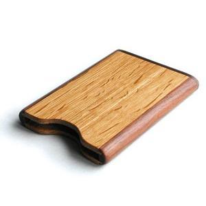 名刺ケース 縦型【日本製】|wood