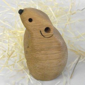 ペーパーウェイト ナキウサギ【日本製】  wood