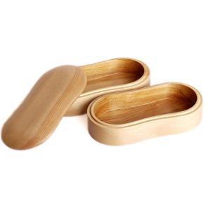 お弁当箱2段【日本製】 |wood