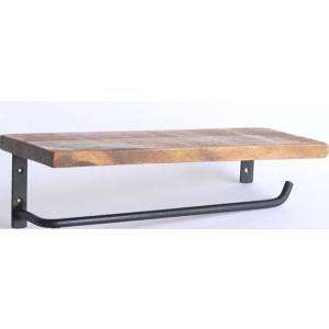 オールドパインペーパーホルダーW wood