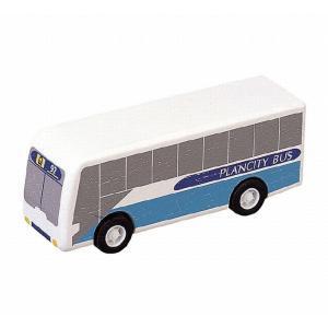 木のおもちゃ プラントイジャパンPLANTOYS 木製車両・列車玩具 バス6048|woodayice