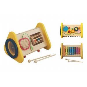 木のおもちゃ エド・インター 木製楽器 森の音楽会806456|woodayice
