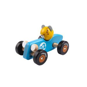木のおもちゃ プラントイジャパンPLANTOYS 木製 車両・列車玩具チーターレーシングカー 5703|woodayice
