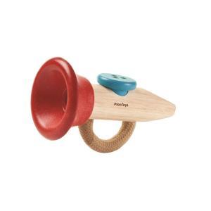 木のおもちゃ プラントイジャパンPLANTOYS 木製 楽器 カズー 6437|woodayice