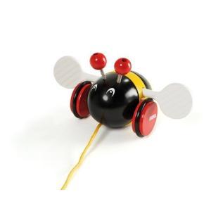木のおもちゃ ブリオジャパン 知育玩具 バンブルビー|woodayice