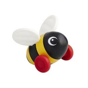 木のおもちゃ ブリオジャパン 知育玩具 ミニバンブルビー|woodayice