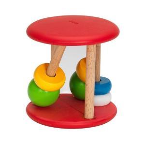 木のおもちゃ ブリオジャパン 知育玩具 ローリングミラー|woodayice