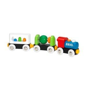 木のおもちゃ ブリオジャパン 車両・列車玩具 マイファーストトレイン|woodayice