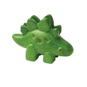木のおもちゃ プラントイジャパンPLANTOYS 木製玩具 ステゴザウルス 6131|woodayice