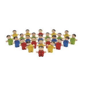 木のおもちゃ プラントイジャパンPLANTOYS 木製玩具 30ミニドール 1936|woodayice