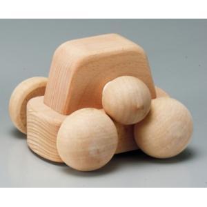 木のおもちゃ 平和工業 木製 森のメロディーカー (曲名:星に願いを) BA-23|woodayice