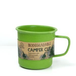 エコソウライフ キャンパーカップ Camper Cup (Green) 今ならポイント10倍|woodbell-selection