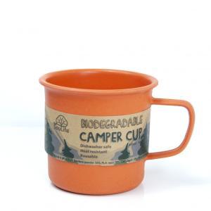 エコソウライフ キャンパーカップ Camper Cup (Orange) 今ならポイント10倍|woodbell-selection