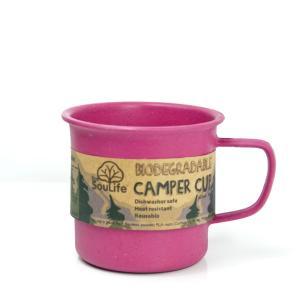 エコソウライフ キャンパーカップ Camper Cup (Pink) 今ならポイント10倍|woodbell-selection