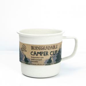 エコソウライフ キャンパーカップ Camper Cup (Sand) 今ならポイント10倍|woodbell-selection