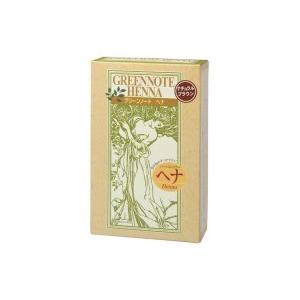 ベージックヘナ ナチュラルブラウン 100g|woodbell-selection