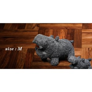 ヒポポタマス ぬいぐるみ・Soft Toy (M)Britishshorthair|woodbell-selection