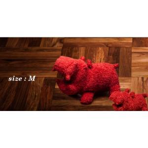 ヒポポタマス ぬいぐるみ・Soft Toy (M)Matador|woodbell-selection