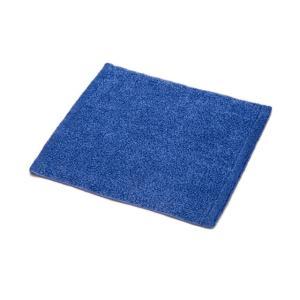 ヒポポタマス ウォッシュタオル (Blue ブルー) 今ならポイント3倍|woodbell-selection