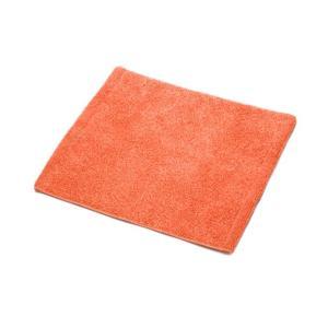 ヒポポタマス ウォッシュタオル (Orange オレンジ) 今ならポイント3倍|woodbell-selection