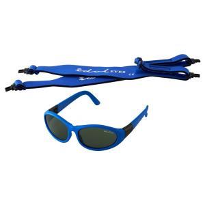 キッズベイビーサングラス -blue- 今ならポイント10倍|woodbell-selection