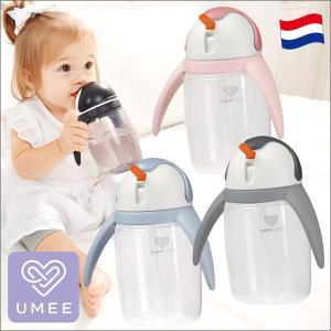 3カラー UMEEペンギンストローカップ ストローマグボトル 赤ちゃん ストローマグ ベビー ストローマグ  UA1 woodbox-shop