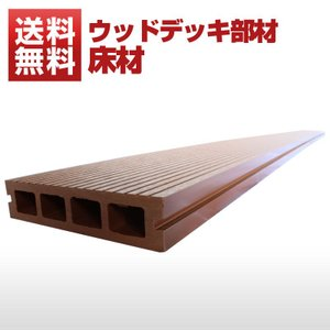 【送料無料】【ウッドデッキ】【人工木】【人工木材】【樹脂ウッドデッキ】床板 SW01 4本セット wooddeck2013