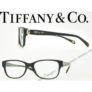 Tiffany & Co. ティファニー メガネフレーム 0TF-2084-8001 ブラック