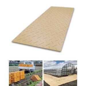 農業用敷板ディバン48サイズ(1220×2440×13mm)|woodplastic