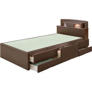 ベッド シングルベッド ベッドフレーム 畳ベッド 畳 和風 ...