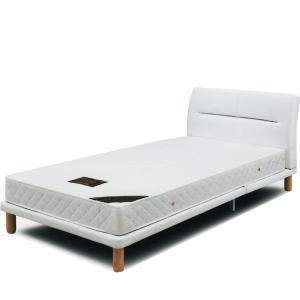ベッド シングルベッド ボンネルマット付 PVC 分割タイプ...