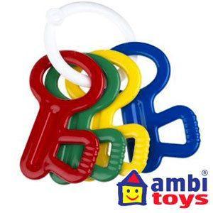 アンビトイズ(Ambi Toys) ラトルキー woodwarlock