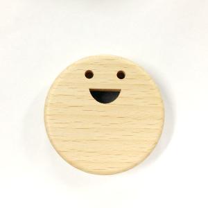 アトリエ・フ 笑顔を マグネット【メール便対応可】|woodwarlock