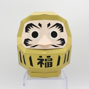 達磨 金 KAKUKAKU M|woodwarlock