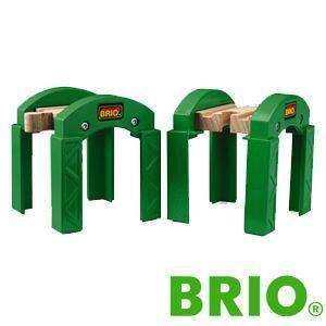 BRIOレールパーツ 積み上げサポート|woodwarlock