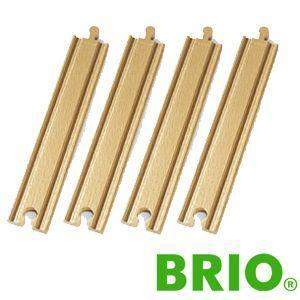 BRIOレールパーツ 直線レール216mm|woodwarlock