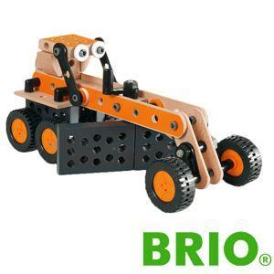 【割引クーポン配布中】 BRIOビルダー 道路清掃車|woodwarlock
