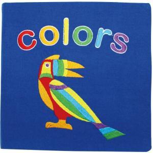 布絵本 いろいろないろ色あそび colors woodwarlock