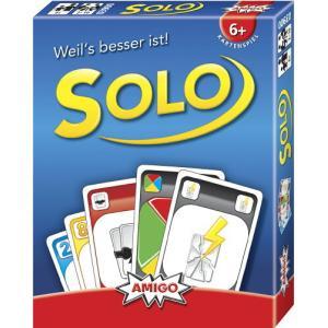 【割引クーポン配布中】 アミーゴ社カードゲーム ソロ(SORO)|woodwarlock