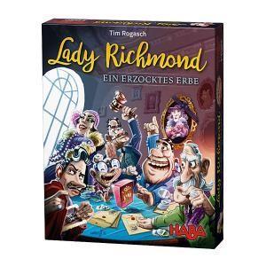 リッチモンド貴婦人 Lady Richmond: Ein erzocktes Erbe ハバ社 HABA|woodwarlock