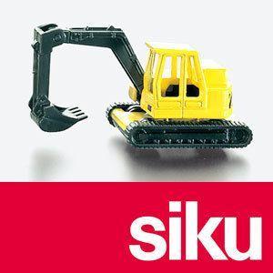 SIKU(ジク) パワーショベル woodwarlock