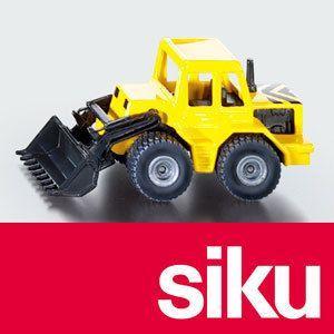 SIKU(ジク) ホイールローダー