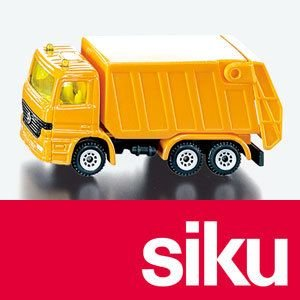 SIKU(ジク) メルセデス・ベンツ ゴミ収集トラック woodwarlock