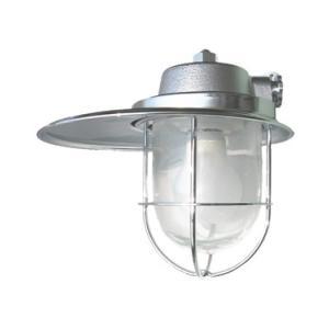 松本船舶 マリンランプ 1号ブラケット・リフレクト LED球付(R1B-RF-S)|woody-koubou