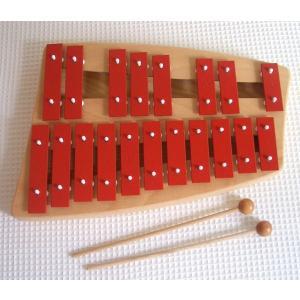 ゾノア SONOR 二段メタルフォン NG30 木のおもちゃ 楽器 鉄琴 送料無料|woodymonkey|02