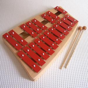 ゾノア SONOR 二段メタルフォン NG30 木のおもちゃ 楽器 鉄琴 送料無料|woodymonkey|03