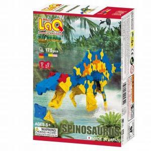 ラキュー ダイナソーワールド スピノサウルス 恐竜 男の子 LaQ 知育玩具 知育ブロック