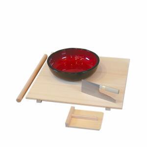 そば打ち道具セット|woodystoreak