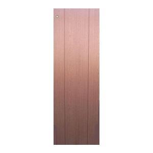 室内ドア(規格サイズ)/開き戸/スコープ付(トイレ用・ライン入)/H1818mm woodystoreak
